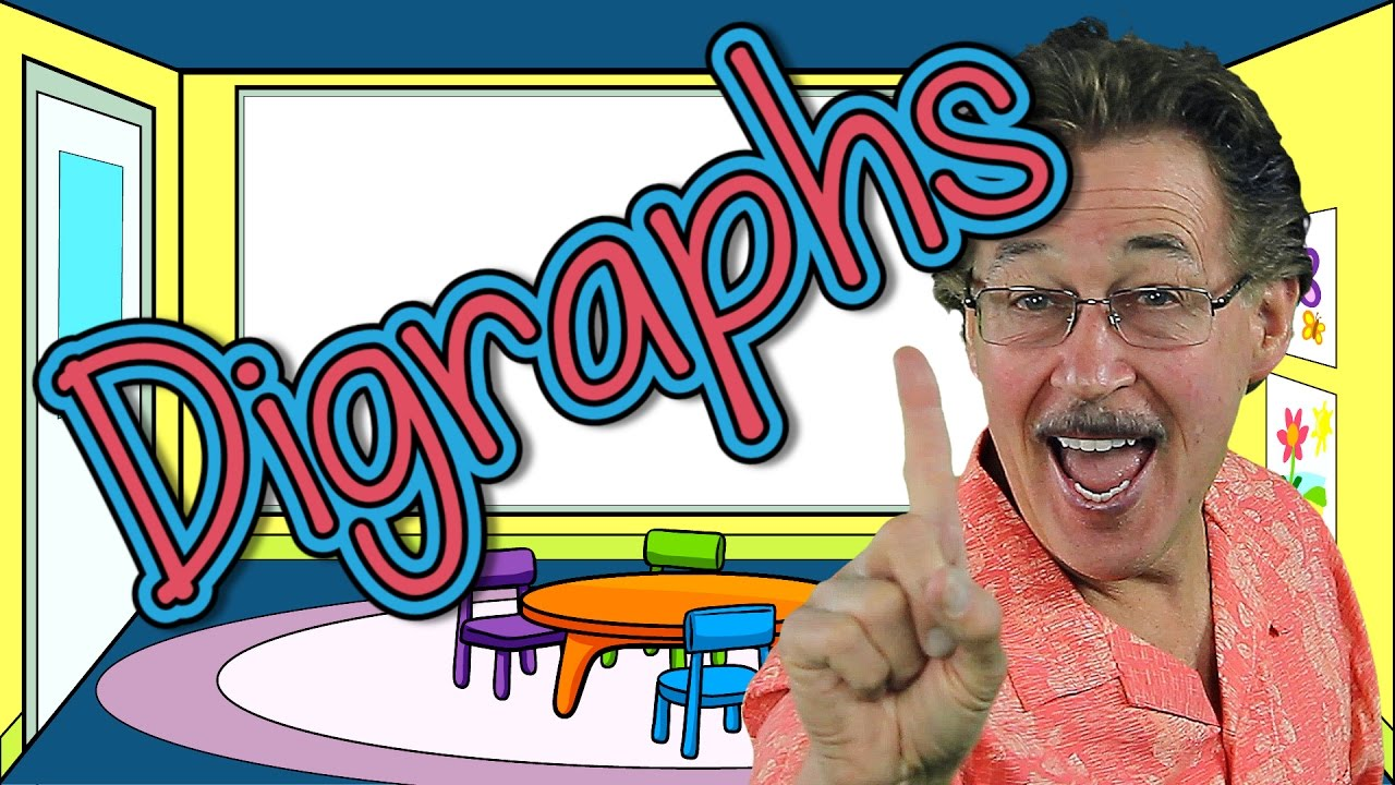 hight resolution of Consonant Digraphs (video lessons