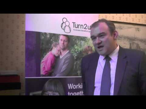 Fuel Poverty: An interview with Edward Davey