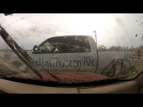 Damm Park Autocross / Street Warrior POV IN CAR VIDEO *HD* Aug 10, 2013 (RallyX)