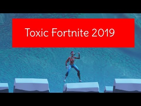 fortnite but STILL toxic