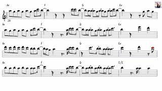 Dance Monkey   Tones and I Tenor Sax