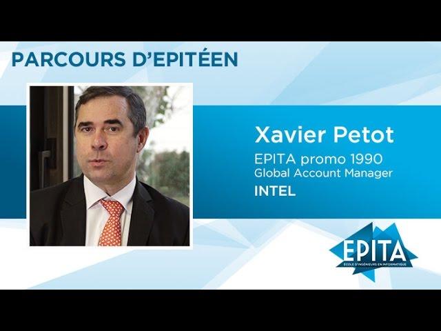 Parcours d'Epitéen - Xavier Petot (promo 1990) - INTEL