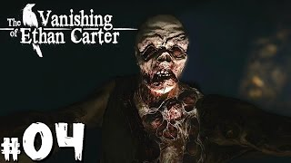 The Vanishing of Ethan Carter - Part 4 (The Mines / Pickaxe / Elevator Drowning / Zombie Monster)