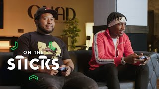 Download Lil Tjay Tries to Run Laps Around DJ Akademiks in 'Crash Team Racing'   On the Sticks Mp3 and Videos