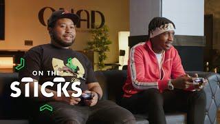 Lil Tjay Tries to Run Laps Around DJ Akademiks in 'Crash Team Racing'   On the Sticks