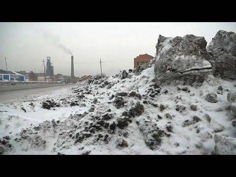 شاهد: ثلوج سوداء في سيبيريا بسبب التلوث  - نشر قبل 22 ساعة