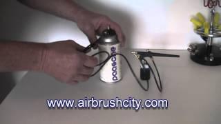 Airbrush City Propellant Can Adapter / Regulator