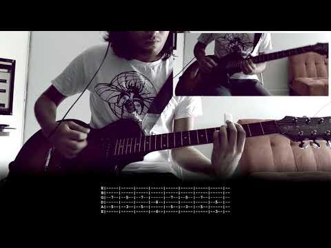 Number 10 - Interpol | Cover | Tutorial | Guitar | Chords | Tab