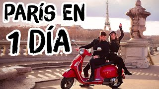 CÓMO VISITAR PARIS EN 1 DÍA | Katy The Chic