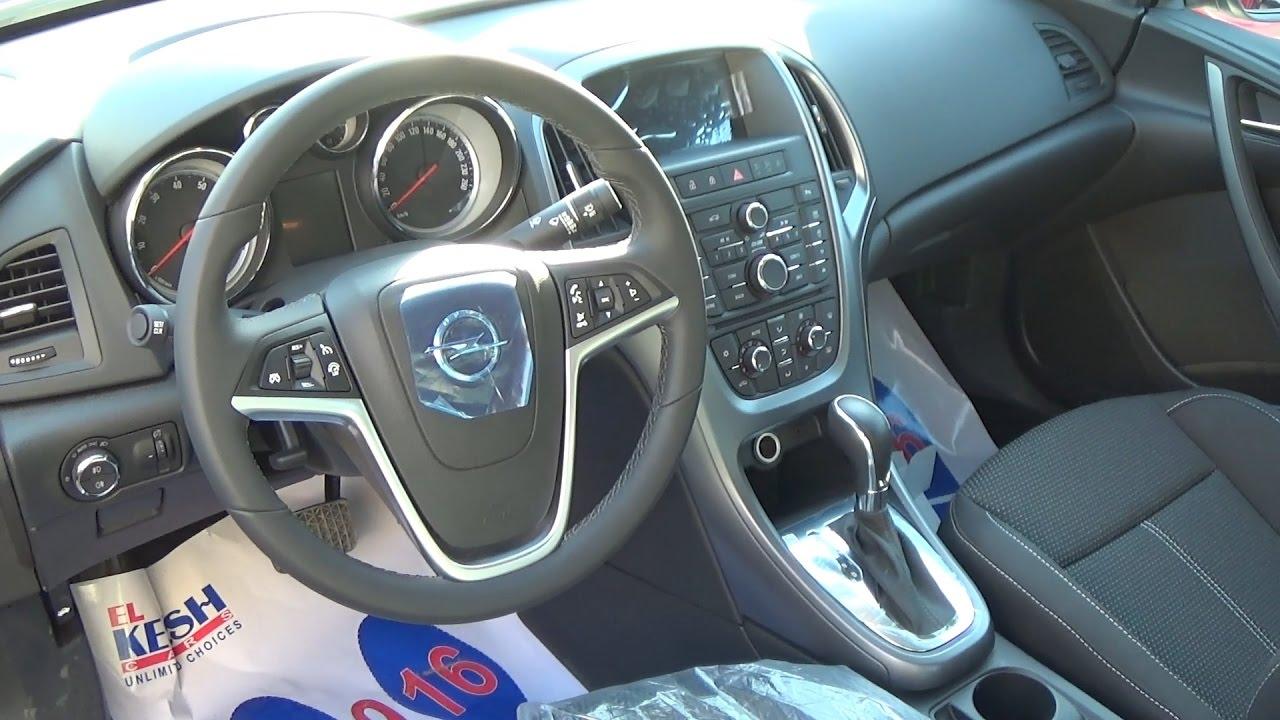 Opel Astra Sedan 2018 >> استعراض مواصفات اوبل استرا 2018 هاي لاين - YouTube