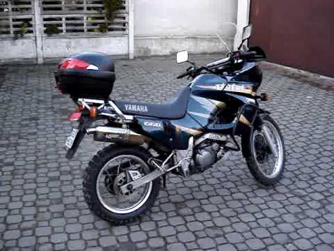 yamaha tenere xtz660 laser produro exhaust youtube. Black Bedroom Furniture Sets. Home Design Ideas