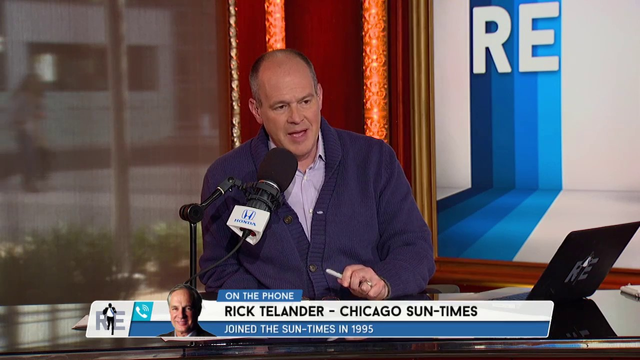 Chicago Sun Times Columnist Rick Telander's Jerry Krause ...