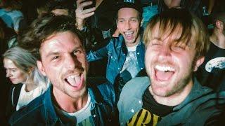 Keihard meeschreeuwen | vlog #88 | Nirvana in Paradiso & Lucas Hamming heeft goed nieuws