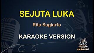 Sejuta Luka Rita Sugiarto ( Karaoke Dangdut Koplo ) - Taz Musik Karaoke
