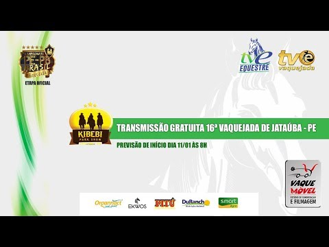 16ª Vaquejada de Jataúba - PE | KIBEBI Park Show