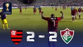 JOGÃO E SHOW DO R10 NO FLA X FLU! Melhores momentos de Flamengo 2 x 2 Fluminense na Copa Legends