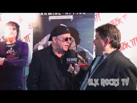 Peppy Castro Interview@The Cutting Room NYC