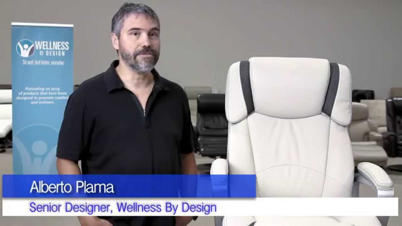 The Structure Of Air Chair Wellness By Design Youtube