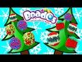 Beados DIY SURPRISE TOYS Christmas Ornaments with Trolls Shopkins & Twozies Toys DisneyCarToys