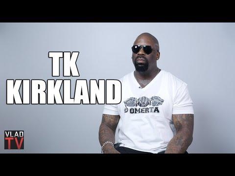 TK Kirkland on Watching Birdman Buy 5 Bentleys, Kiss Lil Wayne on the Mouth (Part 7)