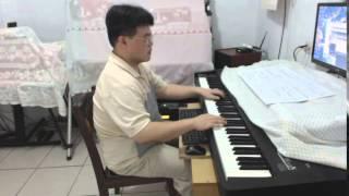 Richard Clayderman Memory  (Piano+Karaoke)