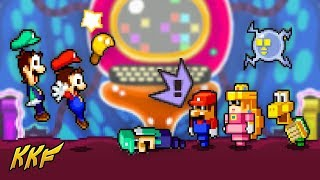 mario and luigi bowsers inside story