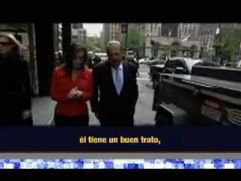 Michelle Caruso, de CNBC, entrevistó al Ing. Carlos Slim