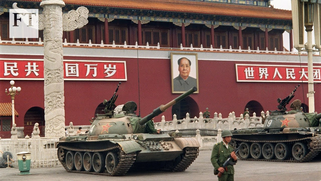 30 years after Tiananmen Square made history, US and China still clash over protest