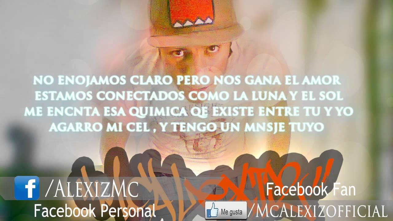 La Mejor Cancion Rap Romantico Ya Te Amo Mas McAlexiz Letra Romantica