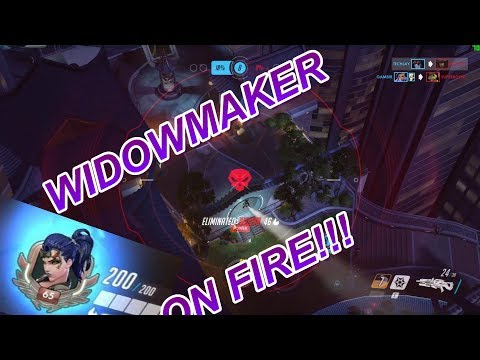 Widowmaker & Hanzo Compilation | Overwatch |