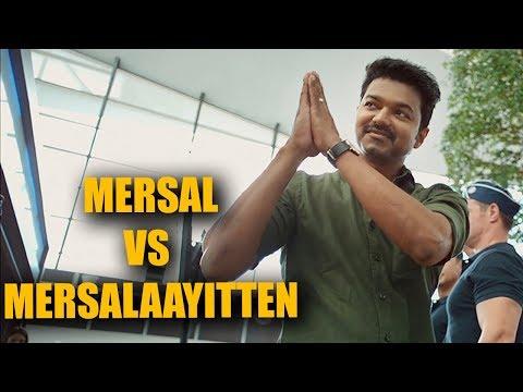 Title change for Vijays Mersal ?  Hot Tamil Cinema News  Mersalaayitten Issue