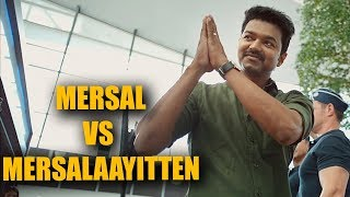 Title change for Vijay's Mersal ? | Hot Tamil Cinema News | Mersalaayitten Issue