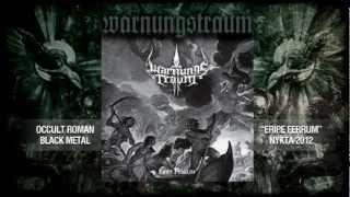 WARNUNGSTRAUM - Altare Del Disgusto (Nykta)