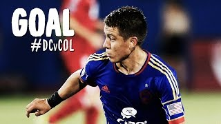 GOAL: Dillon Serna with an absolute golazo from distance | D.C. United vs. Colorado Rapids