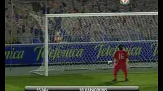 Turkey - Greece PES 2008