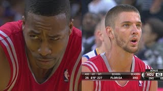 2014.02.20 - Dwight Howard & Chandler Parsons Full Combined Highlights at Warriors