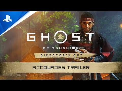 Ghost of Tsushima Director's Cut - Accolades Trailer | PS5, PS4