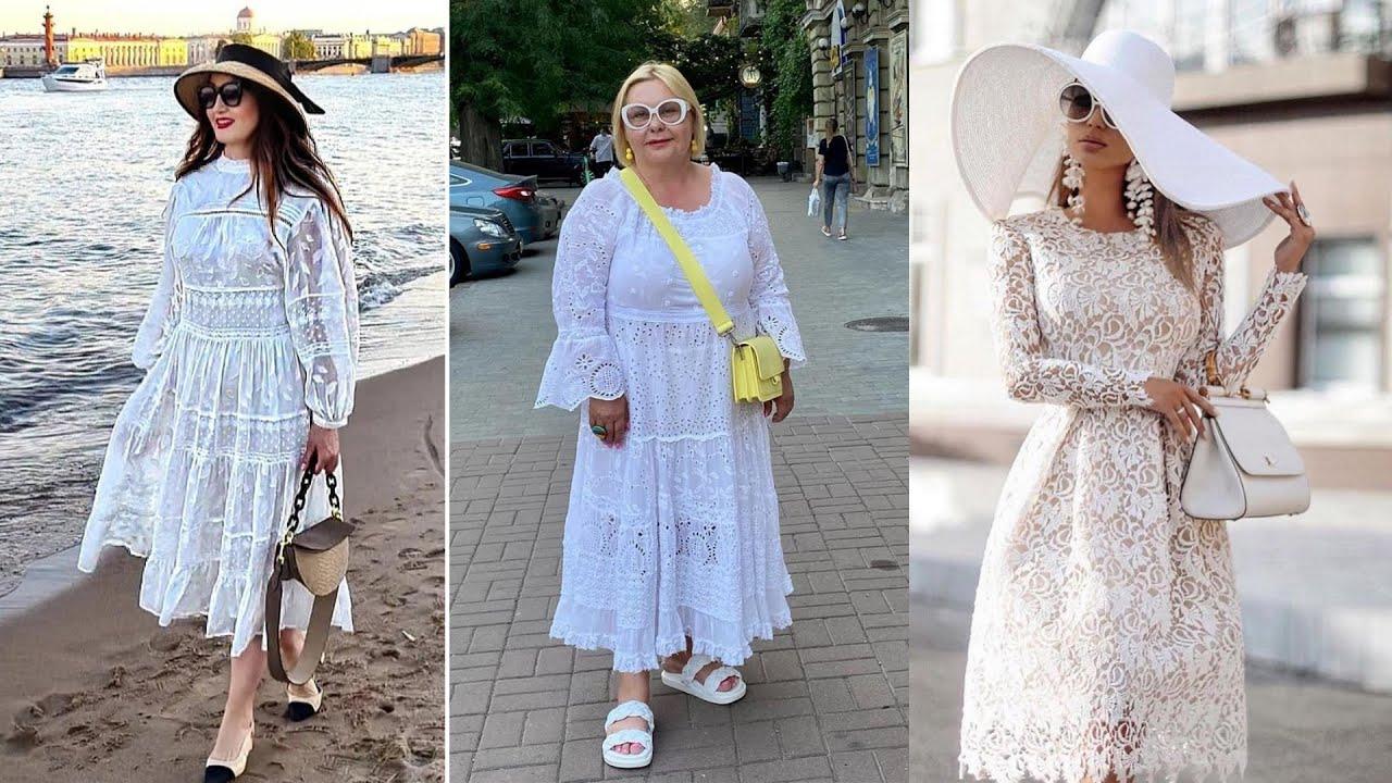 Тренд Лето 2021 кружевные платья: как носить, с чем сочетать. Женственные и стильные образы!