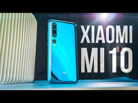 Xiaomi Mi 10 - САМЫЙ ДЕРЗКИЙ СМАРТФОН 2020! SAMSUNG, ДЕРЖИТЕСЬ!