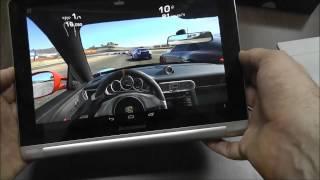"""Lenovo Yoga Tablet 10 - 4-ядерный эргономичный планшет с 10"""" HD IPS экраном - видео обзор"""