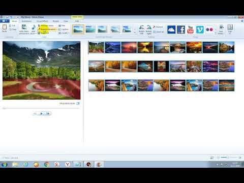 Movie maker fotoğraf müzik ekleme