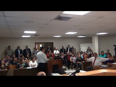 Starr County Commissioners Court 9-24-2018