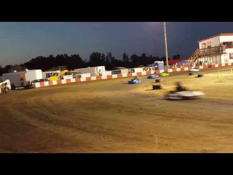 Nick 2nd Heat KC Raceway