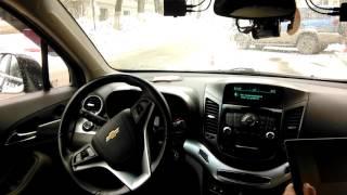 Автомобиль без водителя катался по дорогам Нижнего Новгорода