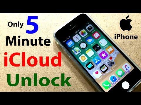 Only 5 Minutes iCloud Unlock    iPhone Activation Lock    PERMANENTLY Unlock'iCloud