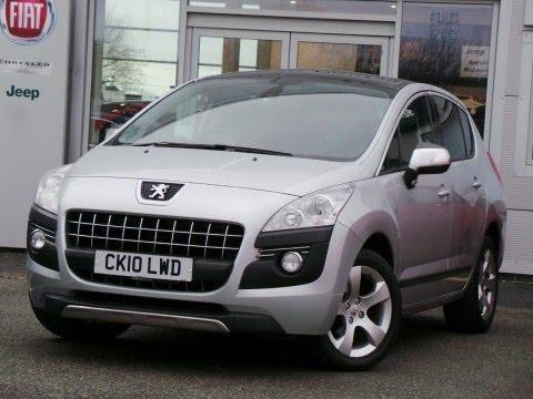Peugeot 3008 1.6 hdi 110cv 2010 recensioni su Usato ...
