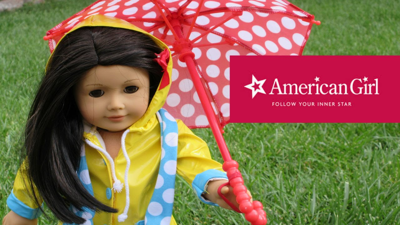 American Girl Doll [Dress Up] My Life Clothes - YouTube