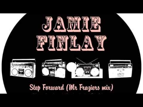 01 Jamie Finlay - Step Forward (Mr Frazier's mix) [Wah Wah 45s]