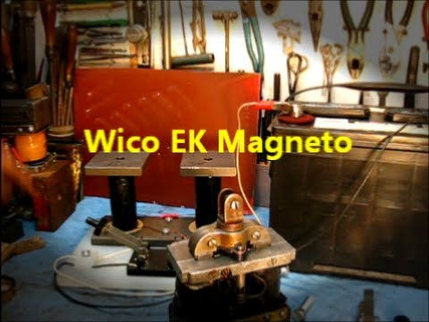 Wico EK Magneto Repair magnet charger 16of