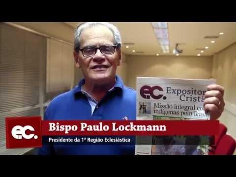 Recado do Bispo Paulo Lockmann para você!